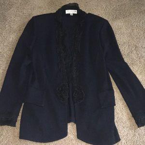 St.John evening sz 10 Santana knit jacket